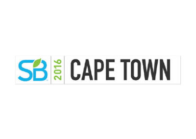 SUSTAINABLE BRANDS 2016 – CAPE TOWN