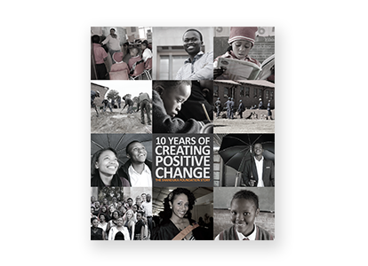 10 Years of Creating Positive Change – The Shanduka Foundation Story