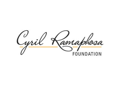 Cyril Ramaphosa Foundation