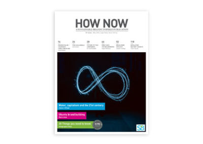HOW NOW – A Sustainable Brands Inspired Publication